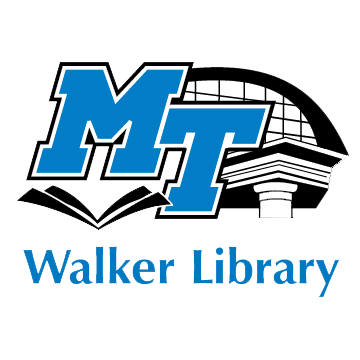 Middle Tennessee State University. James E. Walker Library